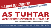 AS ZVONKO TUHTAR S.P.